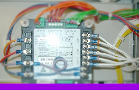 PM172 - schemat połączeń